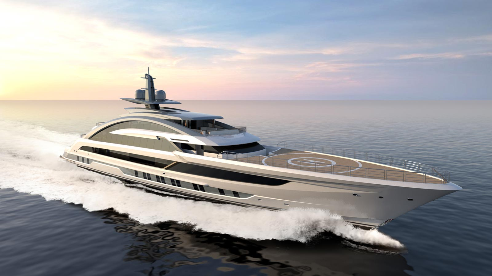 Heesen Yachts - Building refined luxurious superyachts